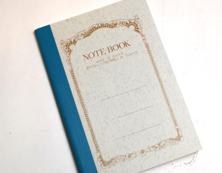 ツバメノート A6ノート  大学ノートといったら一番最初に思い出すのがこのツバメノート。 「ツバ