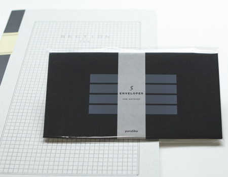 ENVELOPE for NOTEPAD 一筆箋用封筒