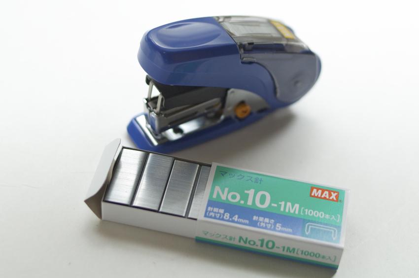 マックス針 No.10-1M/10号 ホッチキス針(ホッチキス・芯)の ...