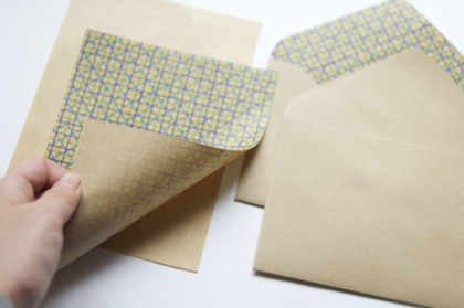 CRAFT PAPER LOVE レターセット late morningの商品写真
