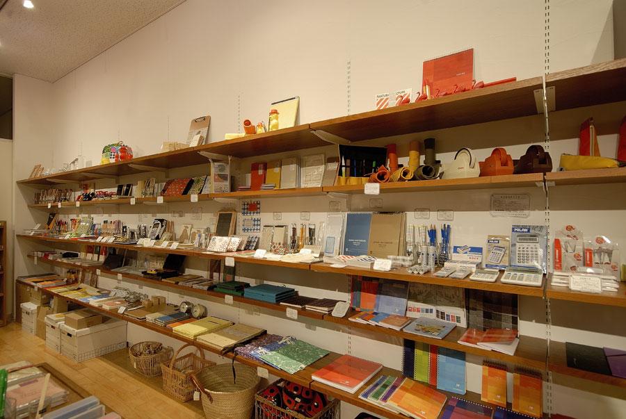山田文具店の店内写真