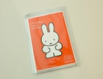 MIFFY POSTCARD SET MIFFY AND FRIENDS(オレンジ)