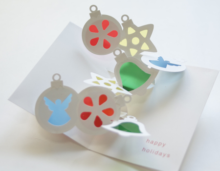 【メーカー廃番】MoMA POP UP Stained glass ornaments
