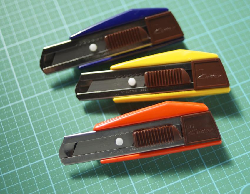 カッターナイフ Zl 1p コンパクトl型カッター カッター