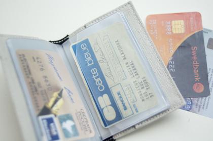 ツバメ×CUBIX カードファイルの商品写真