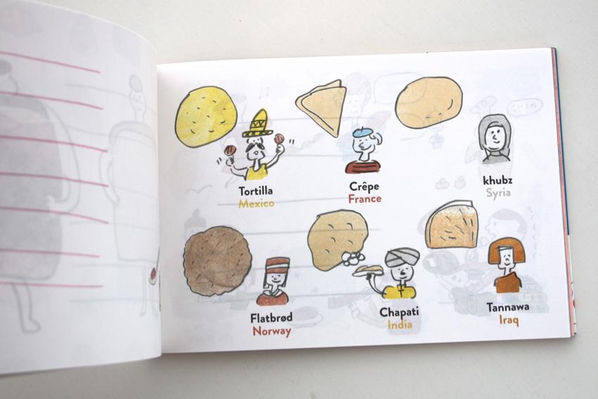 かわいいパン レターブック本のインターネット通販 山田文具店